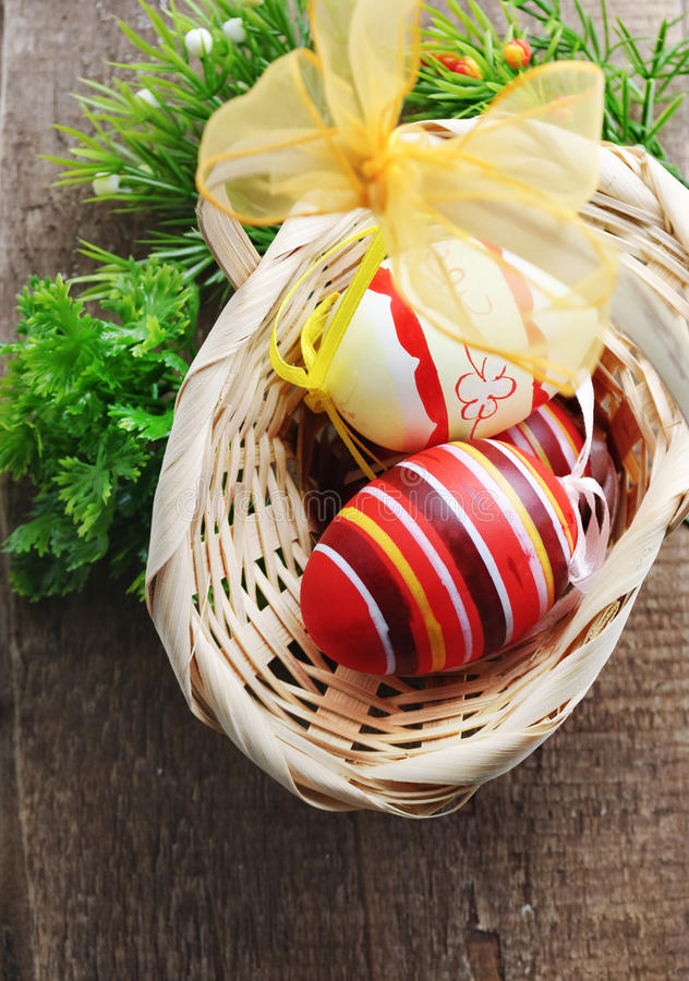 Download Easter eggs stock photo. Image of festive, group, nature - 23875460