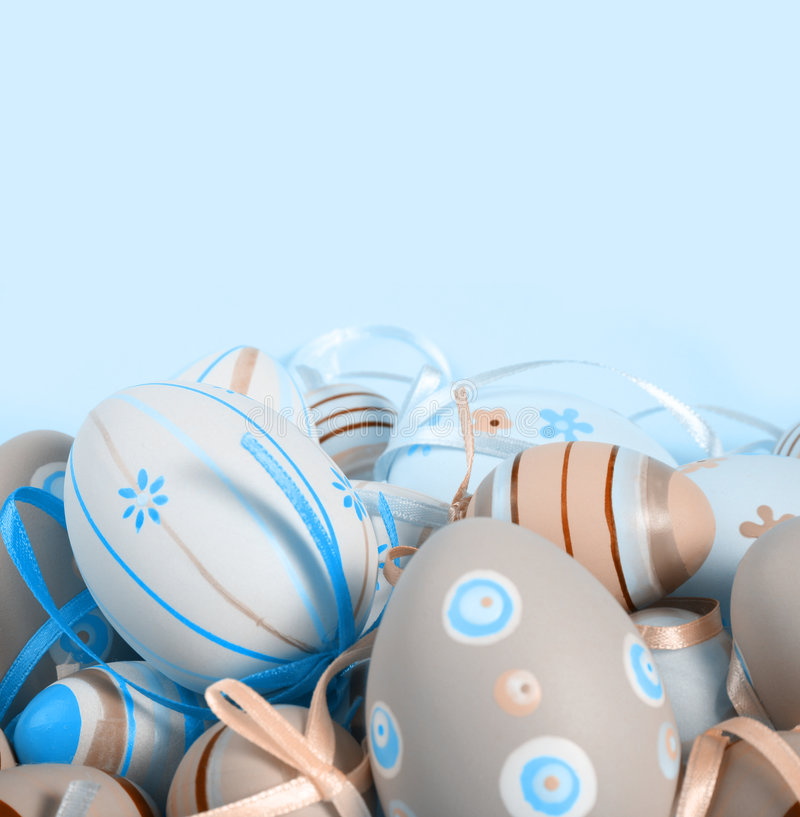 Free Easter Eggs Stock Image - 2597551
