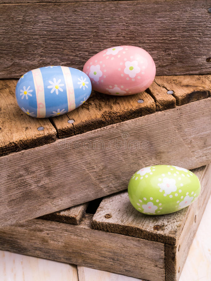 Download Easter Eggs stock photo. Image of colorful, easter, eggs - 26608840