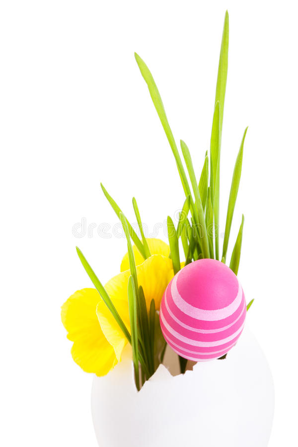 Download Easter Eggs stock photo. Image of grass, eggs, objects - 28369760