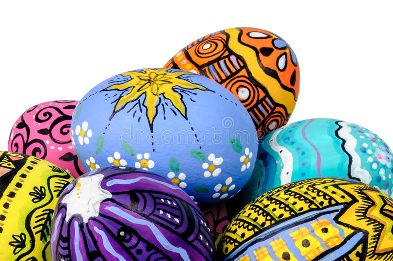 Download Easter Eggs stock image. Image of decoration, festive - 28907819