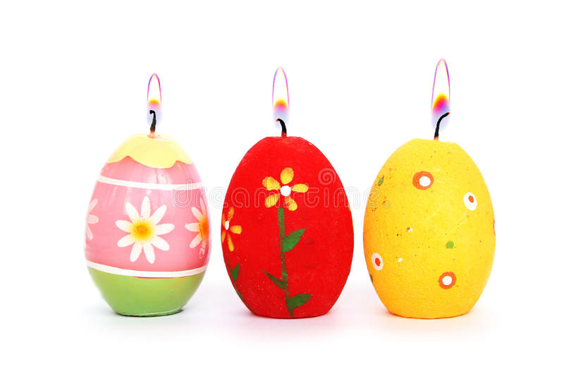 Easter eggs royalty free stock image