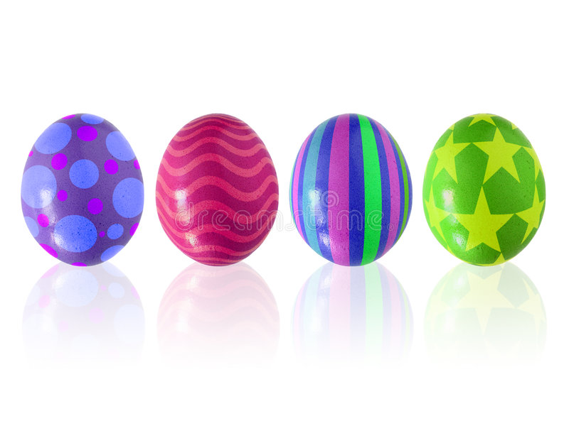 Download Easter Eggs stock photo. Image of blue, eggs, celebrate - 4089656