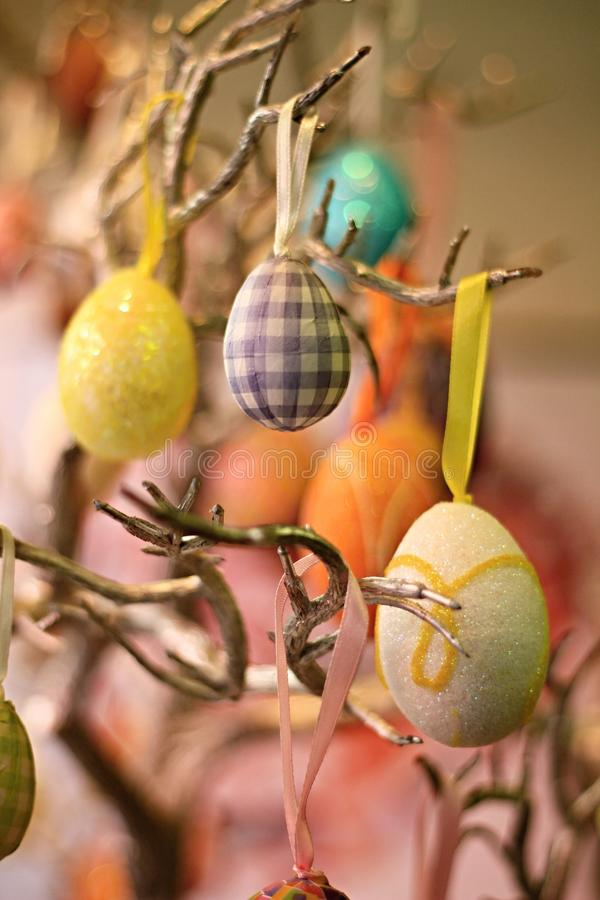 Free Easter Eggs Stock Photo - 46525810