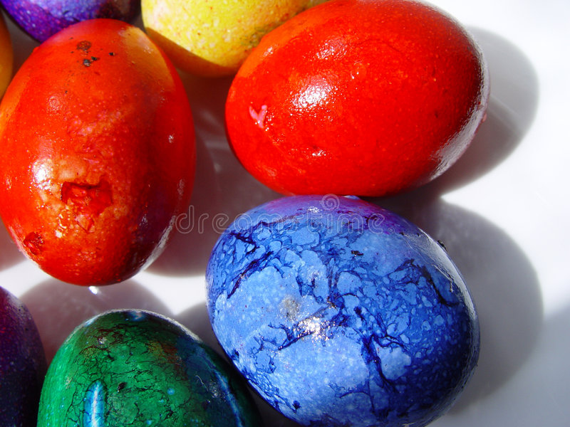 Download Easter eggs stock photo. Image of diet, easter, april, spring - 469730