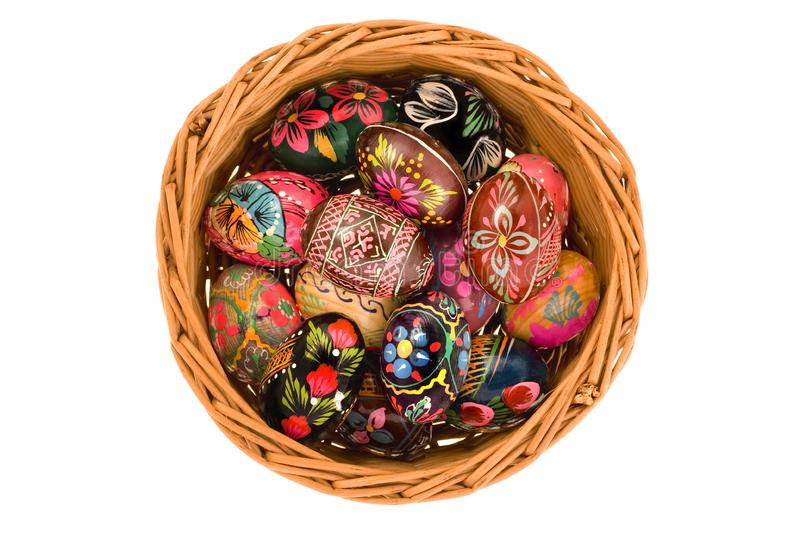 Download Easter eggs stock photo. Image of white, easter, occasional - 4888348