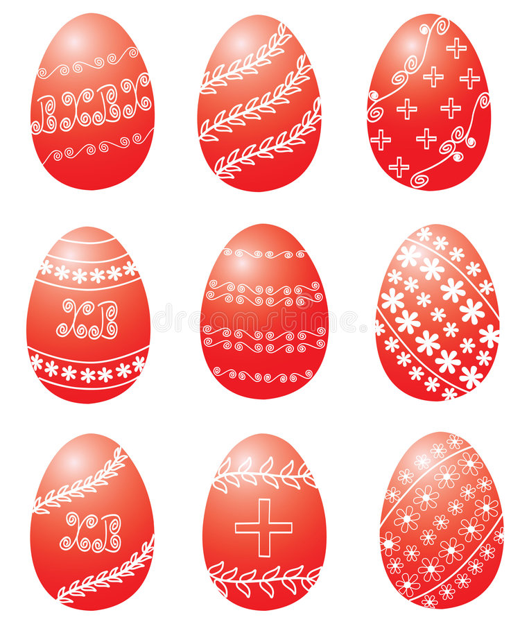 Download Easter Eggs Stock Photography - Image: 8231312