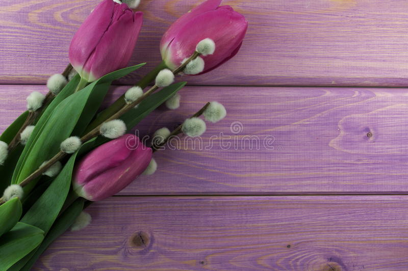 Download Easter eggs stock image. Image of holidays, based, tulips - 39504741