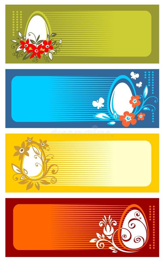 Download Easter eggs frames stock vector. Illustration of framework - 7570499