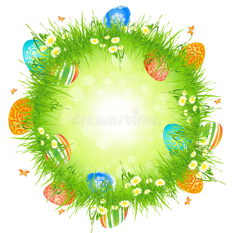 Download Easter Eggs In The Grass Royalty Free Stock Photo - Image: 29474405