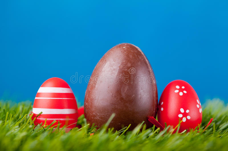 Download Easter eggs stock image. Image of easter, objects, april - 29909745