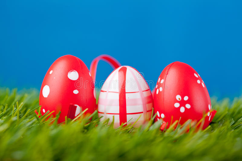 Download Easter eggs stock image. Image of grass, clear, holiday - 29949881