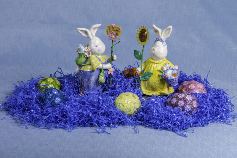 Easter Eggs 3 Royalty Free Stock Photos