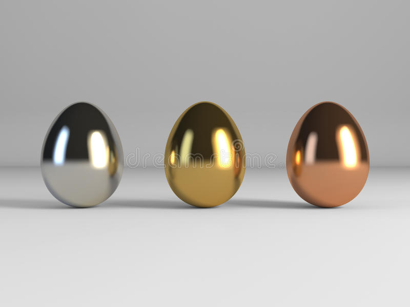 Download Easter Eggs With High Value Stock Images - Image: 24099504