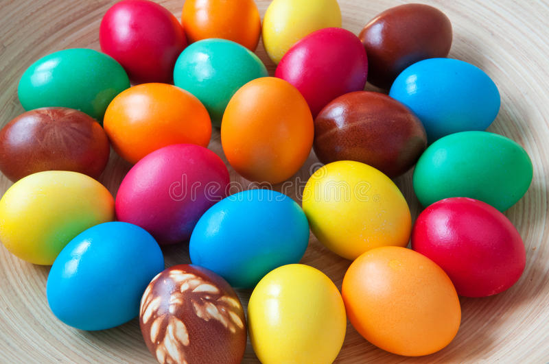 Easter Eggs III Royalty Free Stock Images