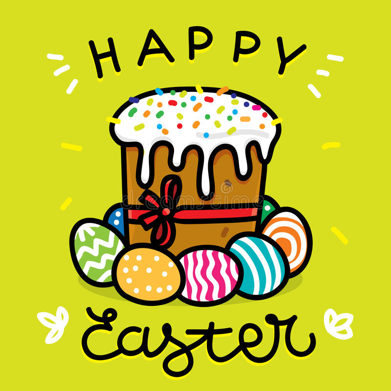 Easter feliz imagem de stock royalty free