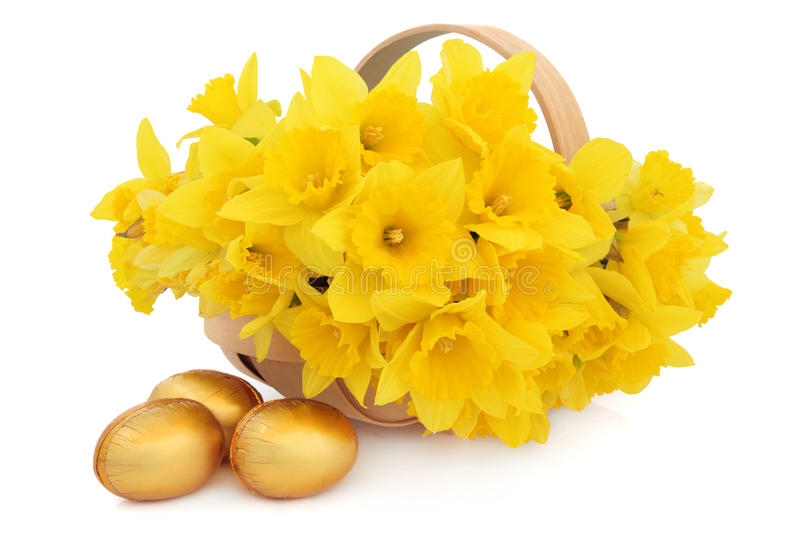 Download Easter Flower Basket Stock Photography - Image: 29092862