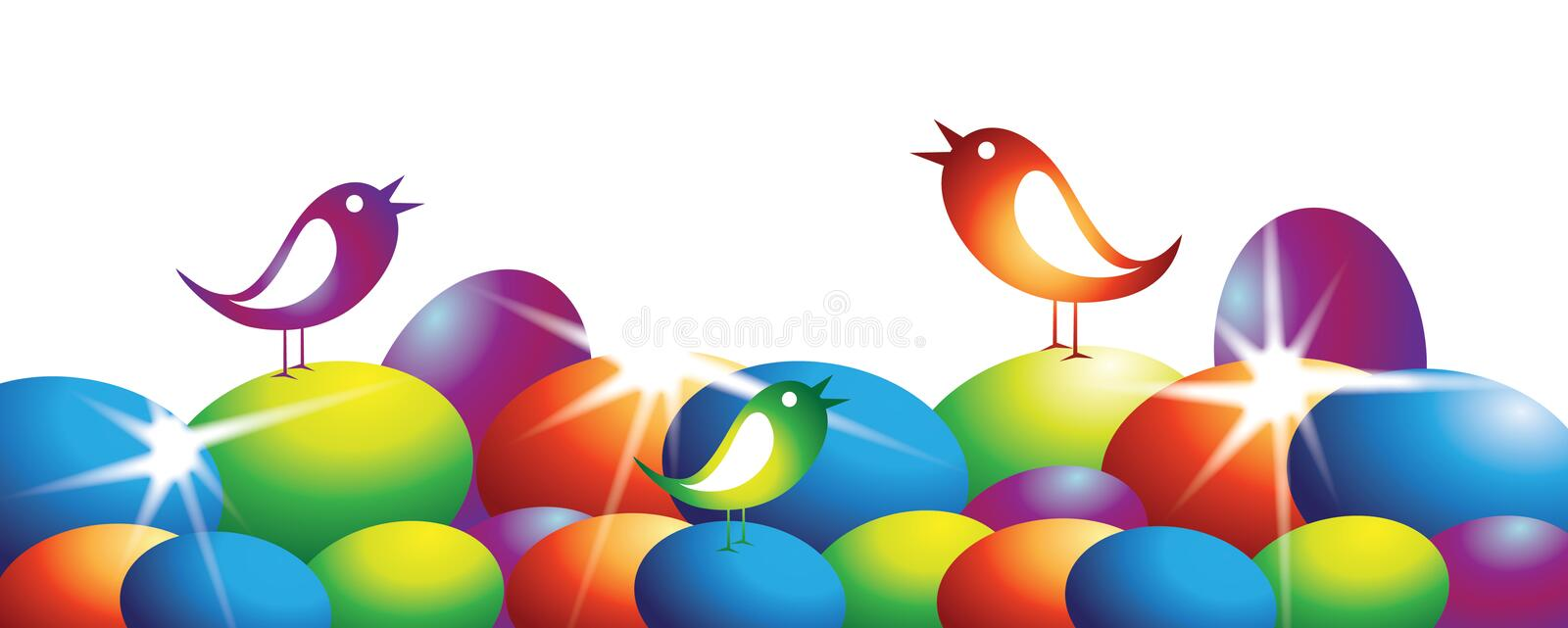 Download Easter Frieze Stock Photos - Image: 18839913