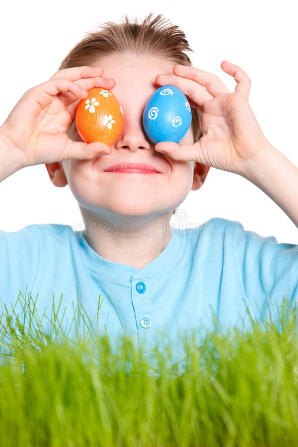 Easter fun stock photography