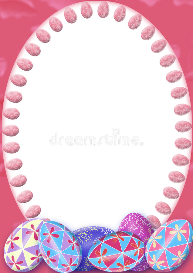 Download Easter Holiday. Stain Eggs. Stock Illustration - Image: 4171838