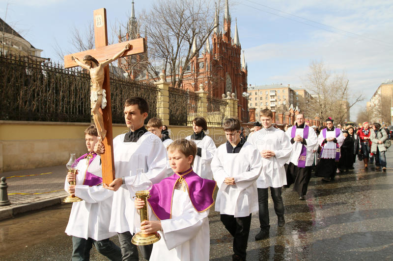 Easter Holy Week stock photos