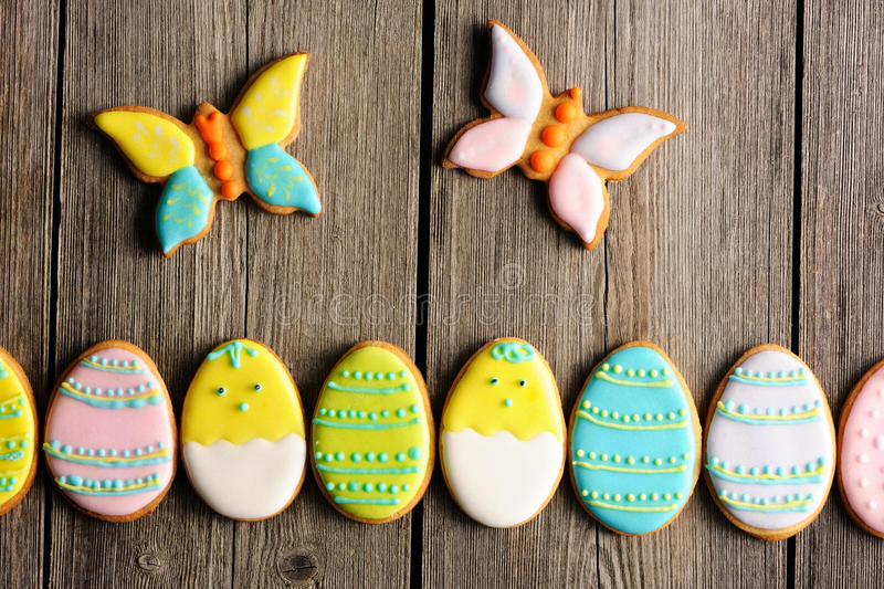 Download Easter Homemade Gingerbread Cookie Stock Photo - Image: 28689614