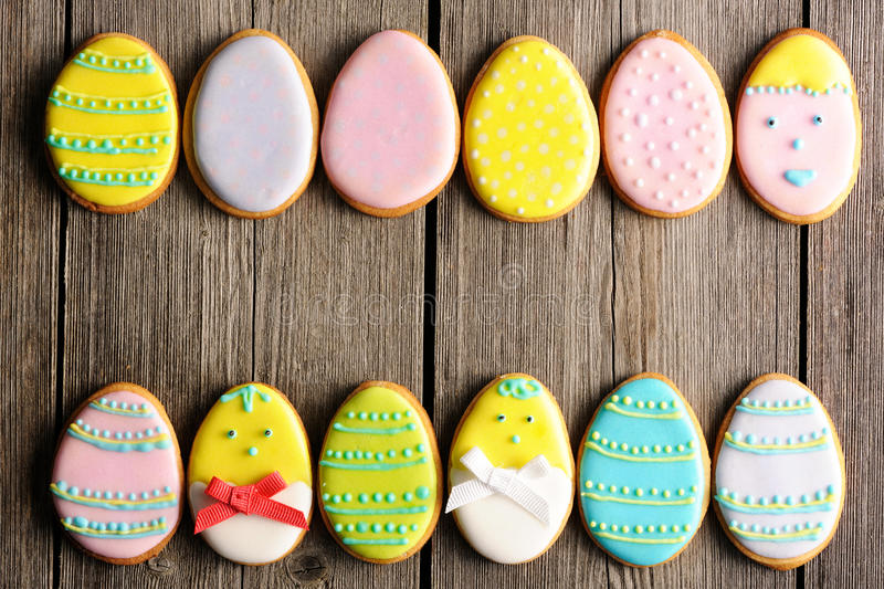 Download Easter Homemade Gingerbread Cookie Stock Photo - Image: 28689654