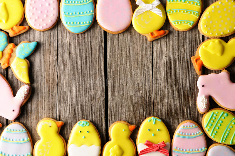 Download Easter Homemade Gingerbread Cookie Stock Photo - Image: 28689658