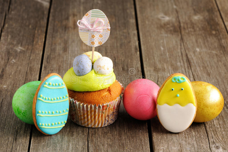 Download Easter Homemade Gingerbread Cookies Stock Photo - Image: 29027390