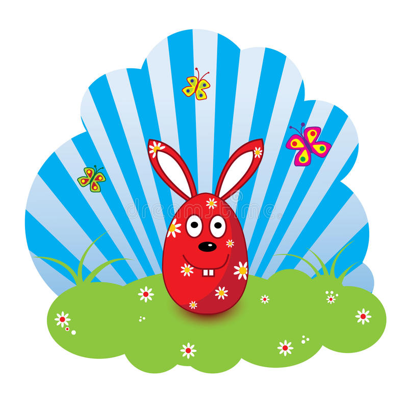 Download Easter illustration stock vector. Image of graphic, vector - 19004948