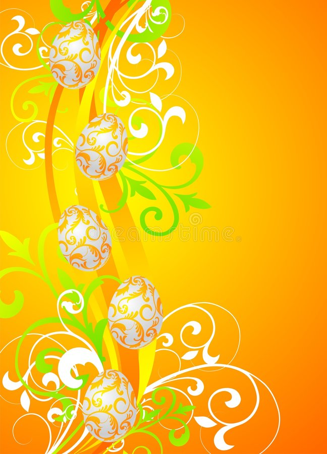 Download Easter illustration stock vector. Illustration of cartoon - 9125645