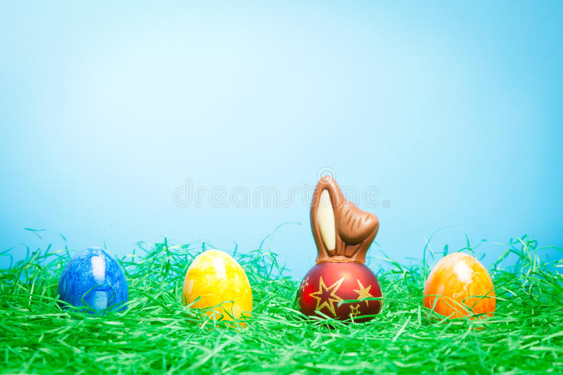 The Easter Intruder royalty free stock images