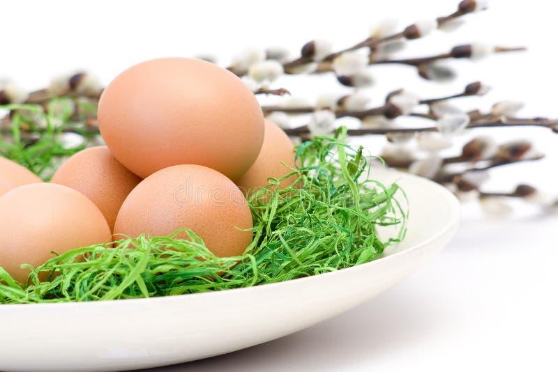 Download Easter jajka obraz stock. Obraz złożonej z wakacje, farbujący - 13327533