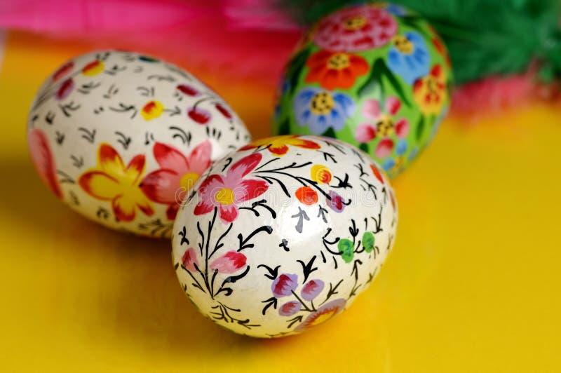 Download Easter jajka zdjęcie stock. Obraz złożonej z kwiecisty - 13327716