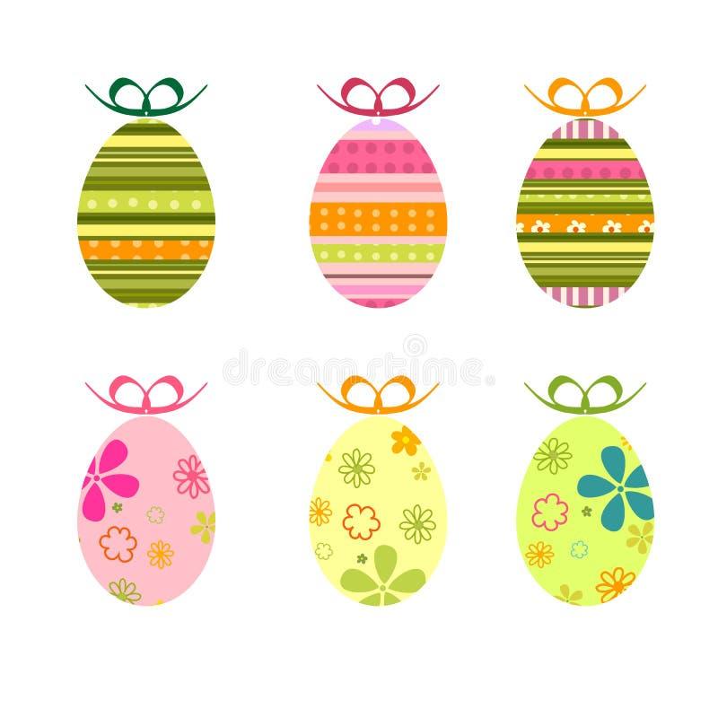 Download Easter jajka ilustracja wektor. Ilustracja złożonej z narodziny - 13328553