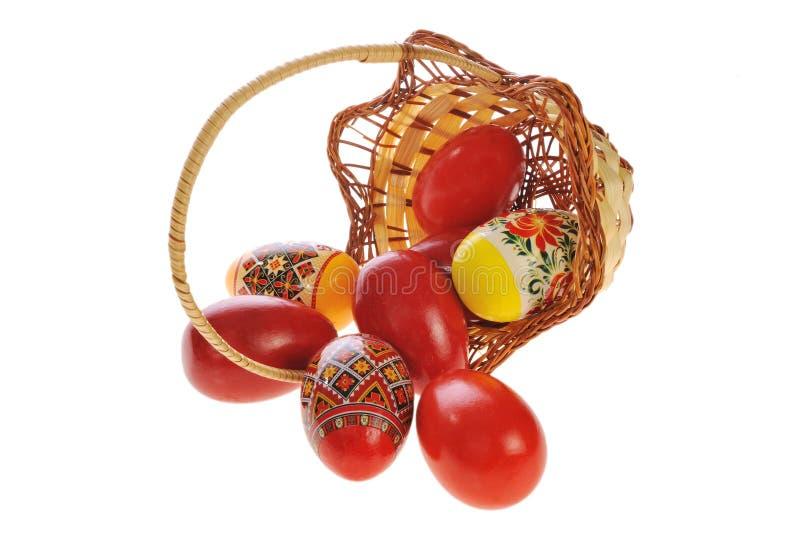 Download Easter jajka zdjęcie stock. Obraz złożonej z tradycyjny - 13334106