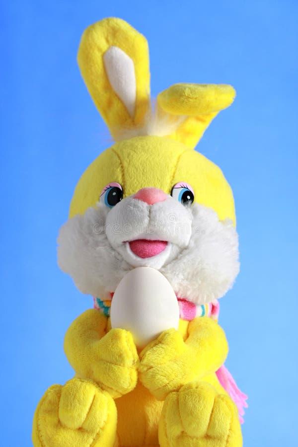 easter jajka królik fotografia stock