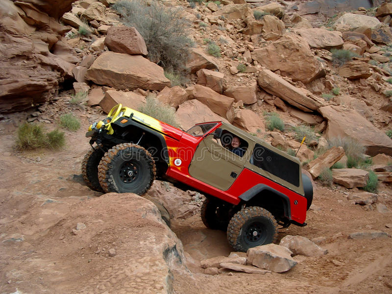 Easter Jeep Safari, Moab Utah Editorial Photography - Image of ...