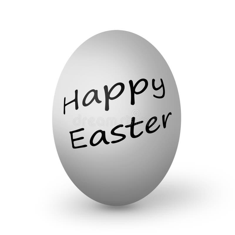 Download Easter Kolorowi Jajka Odizolowywali Biel Ilustracji - Ilustracja złożonej z arte, dekoracyjny: 13336496