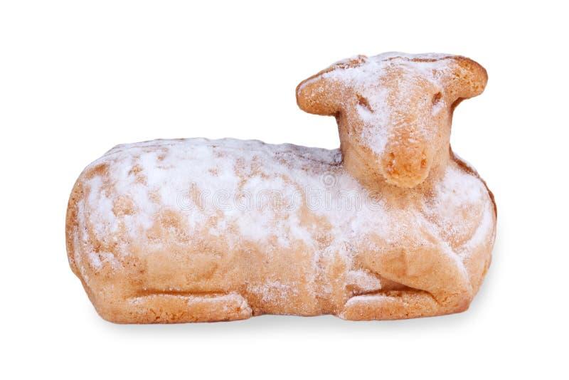 easter lamb royaltyfria bilder