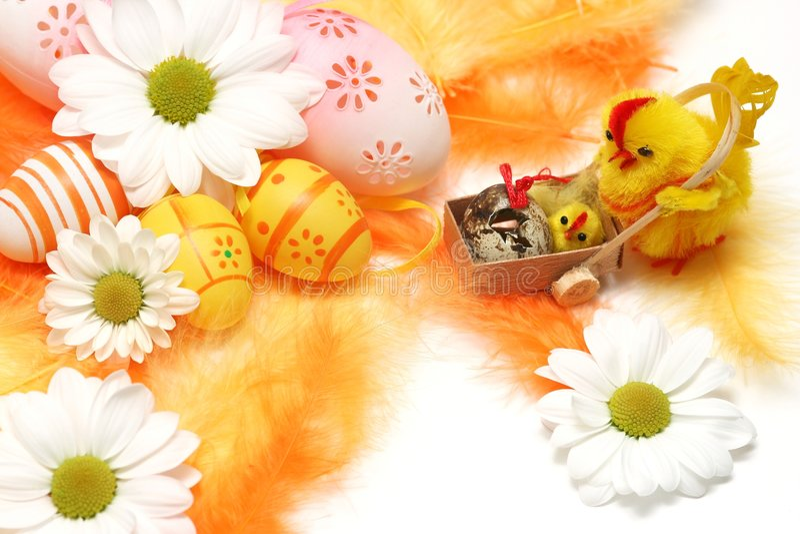 Easter motive royalty free stock photos