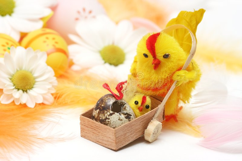 Easter Motive Stock Photography