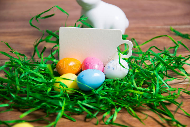 Easter. Nice colorful decoration for easter royalty free stock photos