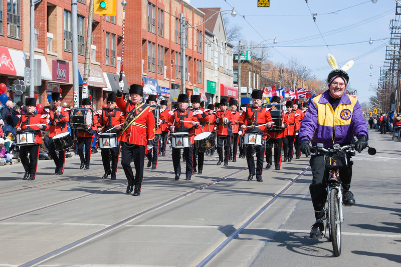 Download Easter parade in Toronto editorial photo. Image of sunday - 4679206