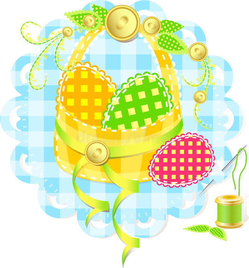 Download Easter picture stock vector. Image of application, button - 24264059
