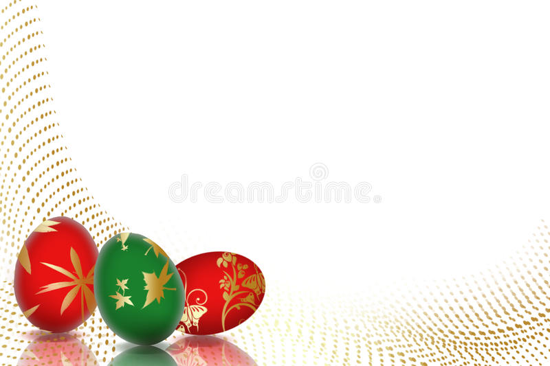 Download Easter postcard stock photo. Image of nature, white, easter - 13345412