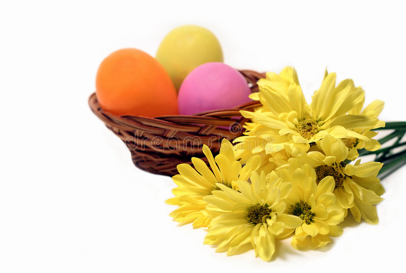 Easter And Spring royalty free stock image