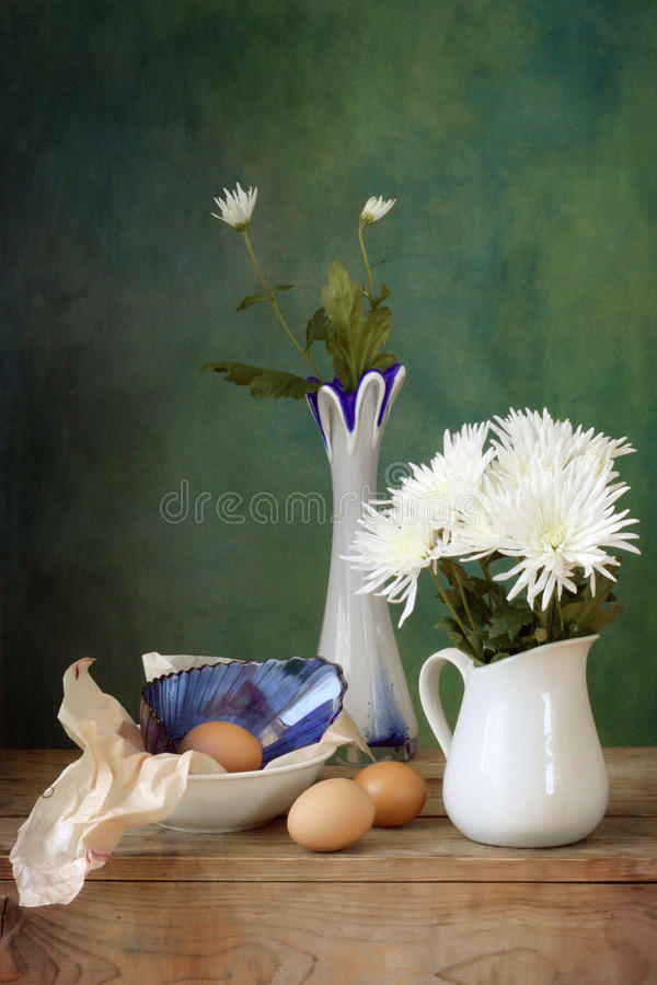 Download Easter still life stock image. Image of life, bloom, daisy - 13431815