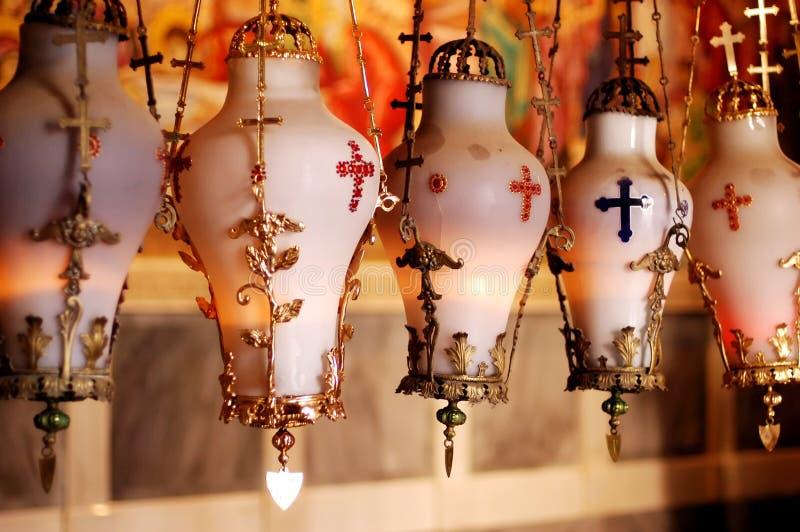 Easter Sunday in Jerusalem Israel royalty free stock image