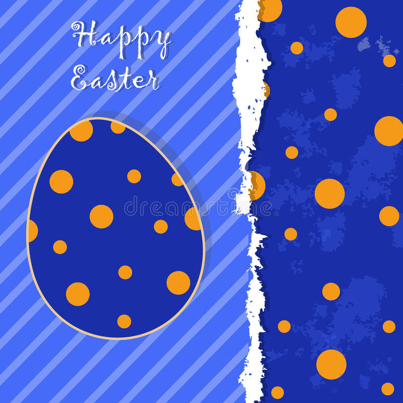 Free Easter Template Greeting Card Stock Photo - 38851150